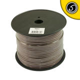 Bassface PSC16.2 150m Roll 16AWG 1.5mm Pure OFC Speaker Cable Wire 112 Strand