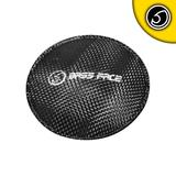 "Bassface SDC.1 Carbon Dust Cap Dustcap Sub Subwoofer Upgrade 4"" 12cm 120mm"
