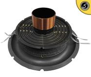 Bassface SPL10.3SRC 10 Inch 25cm Car Subwoofer Recone Repair Kit 2x4Ohm DVC