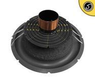 Bassface SPL12.2SRC 12 Inch 30cm Car Subwoofer Recone Repair Kit 2x2Ohm DVC