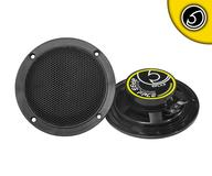 "Bassface SPL4.2B 200w 4"" Inch 10cm Waterproof Marine Boat Speaker Pair Black"