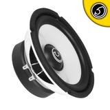 "Bassface SPL6M.3 6.5"" 16.5cm 250w 4Ohm Midbass Driver Car Door Speaker Single"
