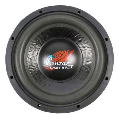 "Lanzar Distinct DVC 4 Ohm 10"" 1000w Compact Car Subwoofer Sub Woofer Bass Driver Thumbnail 2"