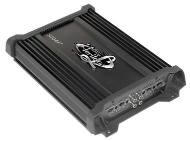 Lanzar Heritage 4 Ch Four Channel 2000w Bridgeable Car Speaker Amplifier Amp Thumbnail 1