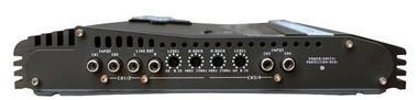 Lanzar Vector 4 Ch Four Channel 2000w Black Bridgeable Car Speaker Amplifier Amp Thumbnail 2