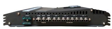 Lanzar Vector 4 Ch Four Channel 2000w Black Bridgeable Car Speaker Amplifier Amp Thumbnail 3