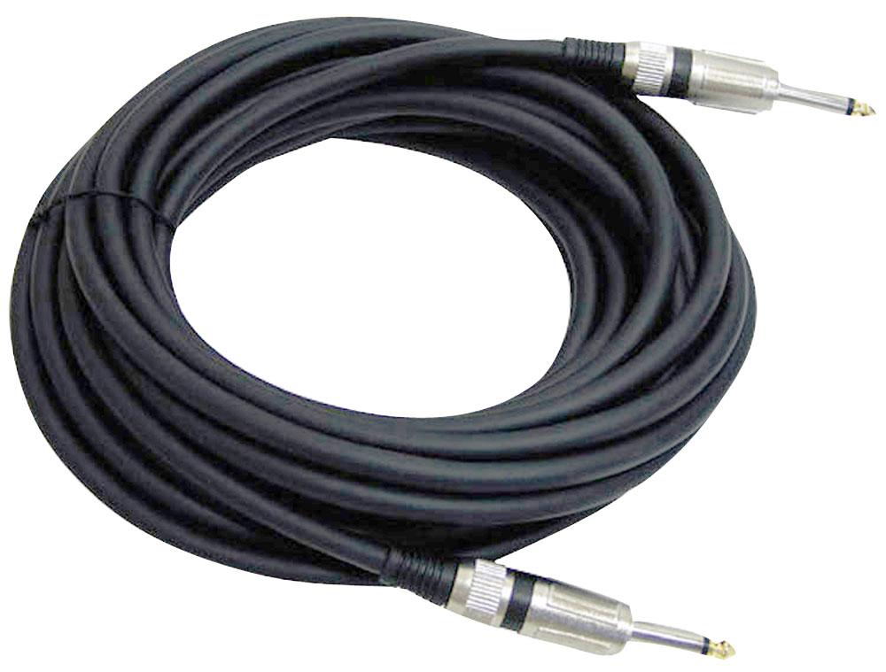 Pyle PPJJ50 12AWG 50Ft Professional DJ PA Cabinet Amplifier Speaker Cable