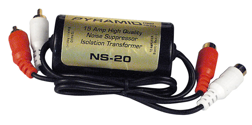 Pyramid NS20 15A Amp Noise Hum Earth Loop Surpressor Destroyer Silencer
