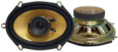 Pyramid 572GS 5'' x 7''/6'' x 8 180 Watts Two-Way Car Van Door Speakers Thumbnail 2