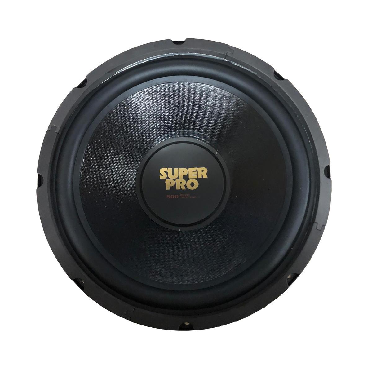 "Pyramid Pro 8 Ohm 12"" 500w Car Audio Subwoofer Driver Sub Bass Speaker Woofer"