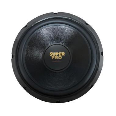 "Pyramid Pro 8 Ohm 12"" 500w Car Audio Subwoofer Driver Sub Bass Speaker Woofer Thumbnail 1"