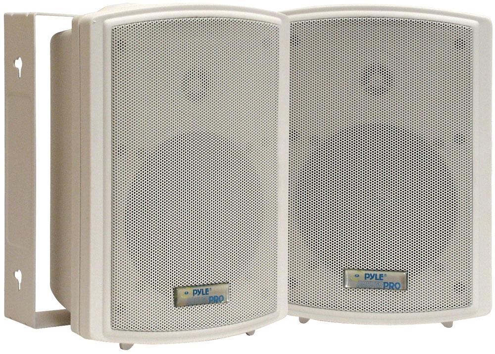 Pyle-Home PDWR53 5.25'' Indoor/Outdoor WaterProof Wall Mount Speakers