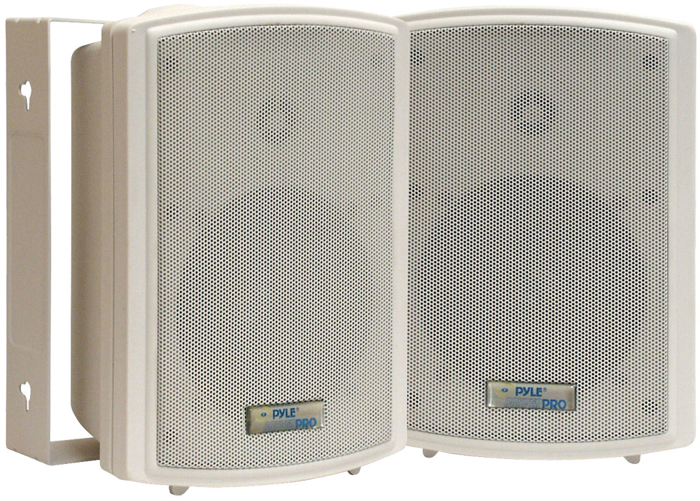 """Pyle-Home PDWR5T 5.25"""" Indoor Outdoor Speaker With Transf"""