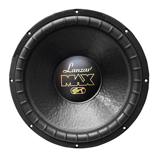 "Lanzar MAX 15"" Inch 1200w Car Audio Subwoofer Driver Sub Bass Speaker Woofer"