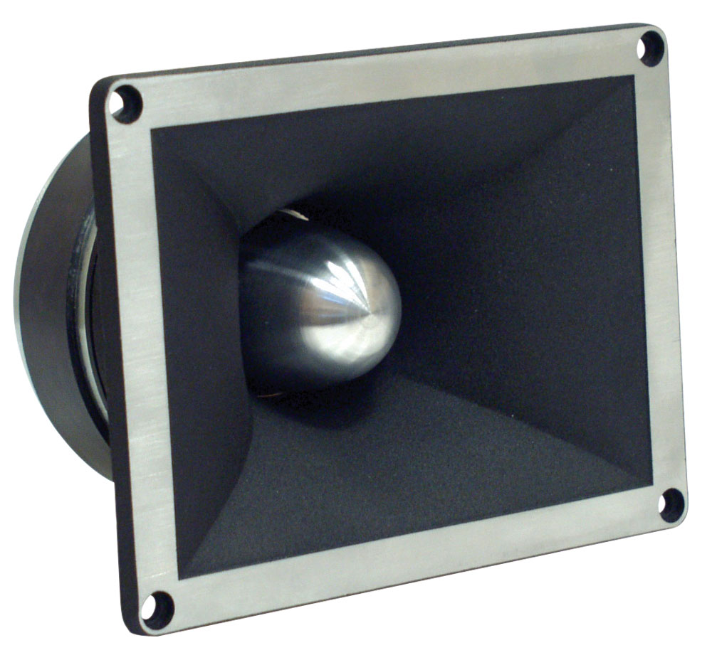 Pyle-Pro PDBT78 4x5 inch Bullet Horn Super Tweeter Driver SPL Pro Audio
