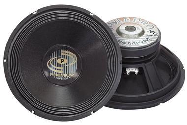 Pyle Pro DJ PPA12 700w 8 Ohm Professional PA 12'' Inch Sub Woofer Bass Speaker Thumbnail 2