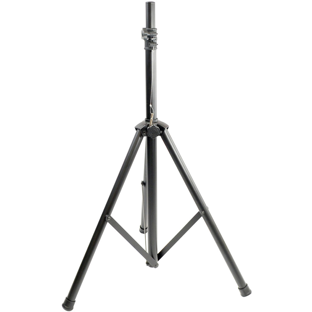 Pyle PSTND2 6 Foot Heavy Duty Tripod Speaker Mount Stand PA DJ Disco Use