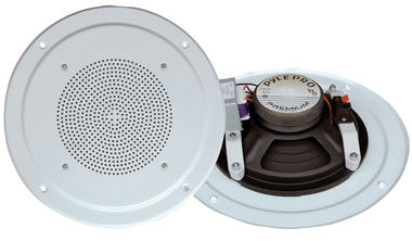 Pyle-Home PDICS54 5'' Full Range In Ceiling Speaker System W/Transformer Thumbnail 2