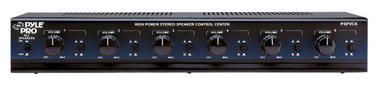 PyleHome PSPVC6 6 Channel High Power Stereo Speaker Selector with Volume Control Thumbnail 2