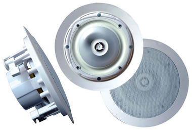 Pyle-Home PWRC61 6.5'' 2-Way In ceiling Stereo Speaker Weather Proof Thumbnail 2