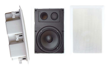 """Pyle-Home PDIW67 Pyle 6.5"""" Back Enclosed In Wall Speaker Thumbnail 2"""