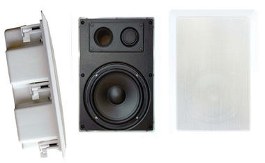 """Pyle-Home PDIW87 Pyle 8"""" Back Enclosed Inwall Speakers Thumbnail 2"""