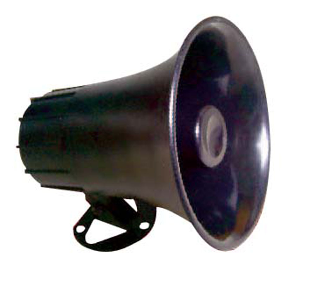 "Pyle PSP8 All Weather Marine Outdoor 5"" PA Mono Extension Horn Speaker"