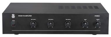 Pyle-Home PCM60A 100 Watt Power Amplifier w/ 25 & 70 Volt Output Thumbnail 2