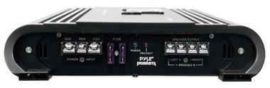 Pyle PLA2678 2 Channel 4000w Bridgeable 12v Car Stereo Speaker Amplifier Amp Thumbnail 3