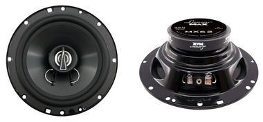 "Lanzar MAX 6.5"" 16.5cm 17cm 180w Coaxial Two Way Pair Car Door Shelf Speakers Thumbnail 2"