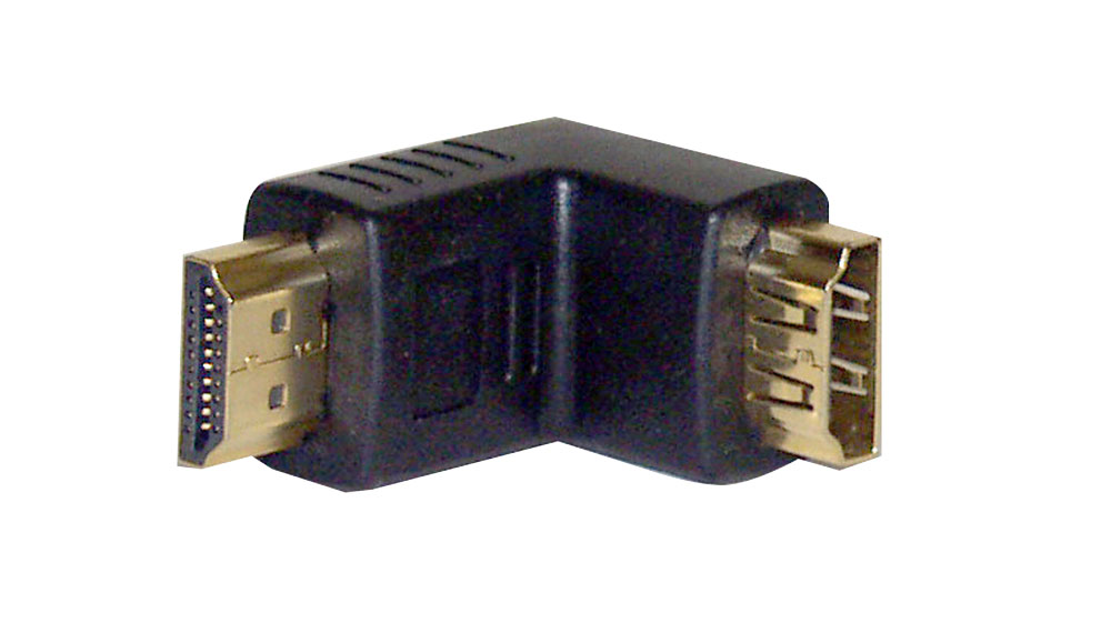 Pyle-Home PHDMFCI HDMI Male to Female Coupler - 90 Degree