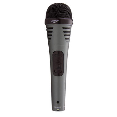 Pyle Pro PDMIK2 Professional Wired Moving Coil Dynamic Handheld Microphone Thumbnail 2