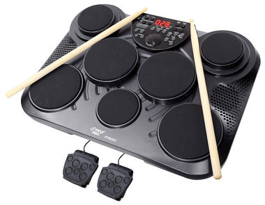 Pyle-Pro PTED01 Electronic Table Digital Drum Kit Top w/ 7 Pad Digital Drum Kit Thumbnail 2