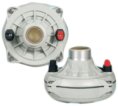 PDS432 Cloth Diaprahgm Horn Screw On Type Compression Driver Tweeter 8 Ohm 500w Thumbnail 2