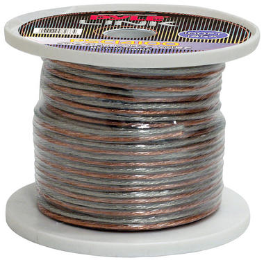 Pyle PSC14100 14 Gauge 100 ft. Spool of High Quality Speaker Zip Wire Thumbnail 2