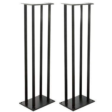 Pyle PSTND14 Pair of Heavy Duty Steel Support Bookshelf Monitor Speaker Stands Thumbnail 2