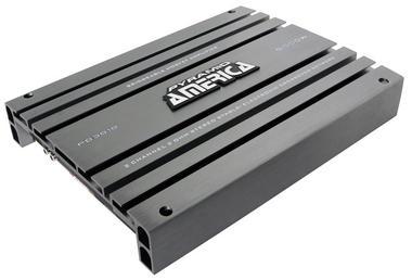 Pyramid PB3818 5000w 2 Channel Stereo Full Range Bridgeable Car Amplifier Amp Thumbnail 1