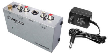 PYLE-PRO PP444 Ultra Compact Phono Turntable Preamp Thumbnail 2