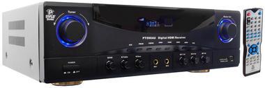 PyleHome PT590AU 5.1 Channel 350W Built In AM/FM Radio/USB/SD Card HDMI Thumbnail 2