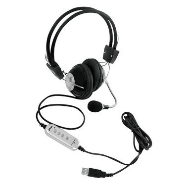 Pyle-Home PHPMCU10 Multimedia/Gaming USB Headset With Noise-Canceling Microphone Thumbnail 2