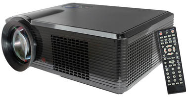 """Pyle-Home PRJLE33 Portable Led Projector Up To 100"""" Hdmi Thumbnail 2"""