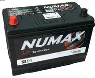 Numax LV26MF Heavy Duty Maintenance Free Leisure Marine Battery 95 Ah