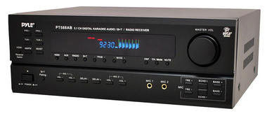 Pyle-Home PT588AB 5.1 Channel Home Receiver with AM FM, HDMI and Bluetooth Thumbnail 2