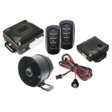 Pyle PWD701 4-Button Car Remote Door Lock Vehicle Security System Thumbnail 2