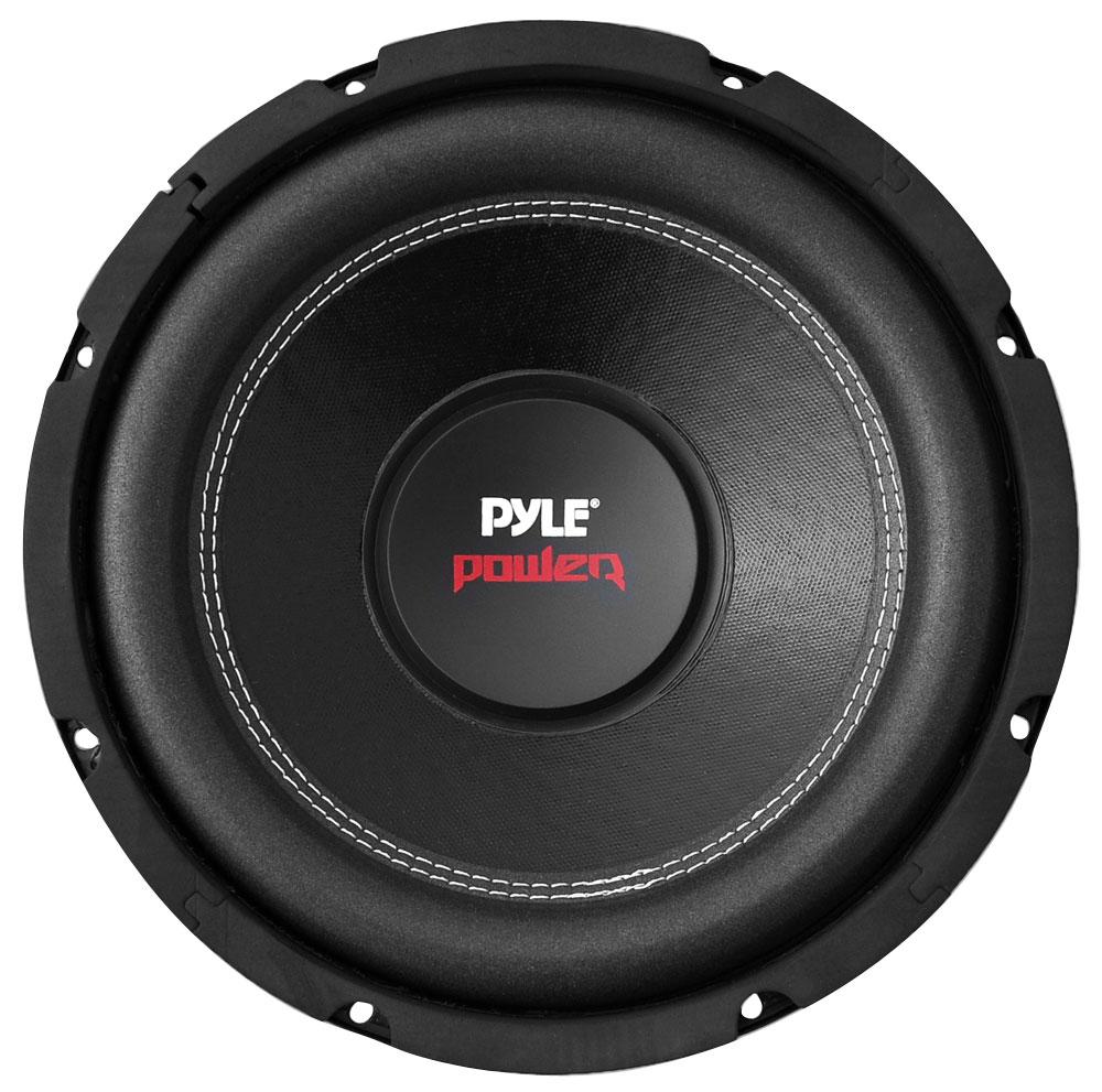 Pyle PLPW12D 12'' 1600 Watt Dual Voice Coil 4 Ohm Subwoofer