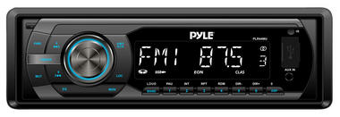 Pyle PLR44MU In-Dash AM/FM-MPX Detachable Face Receiver with MP3 Playback & USB/SD/Aux Inputs Thumbnail 2