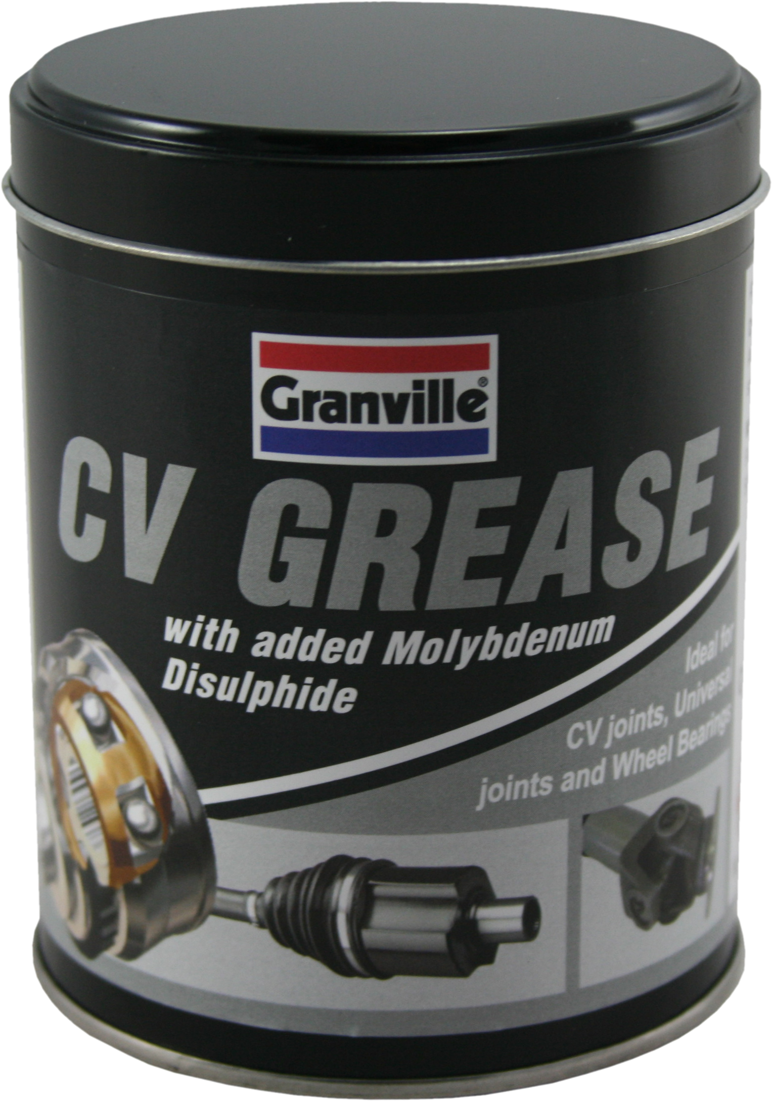 Granville GRA0168 Cv Grease With Added Molybdenum Disuplhide