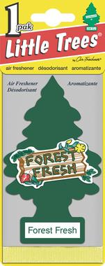 Little Tree MTO0003 Air Freshener - Forest Fresh Thumbnail 2