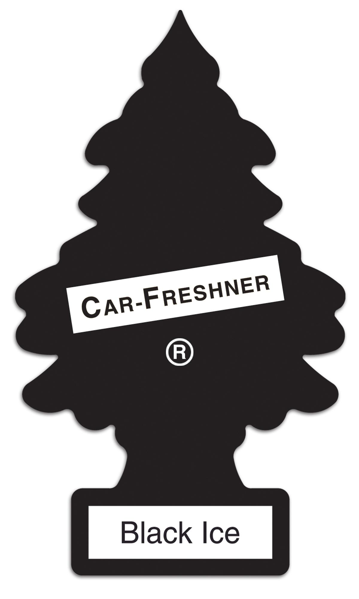 Little Tree MTO0004 Air Freshener - Black Ice