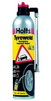 HT3YA SLV019 HOLTS 400ML TYREWELD EMERGENCY PUNCTURE REPAIR